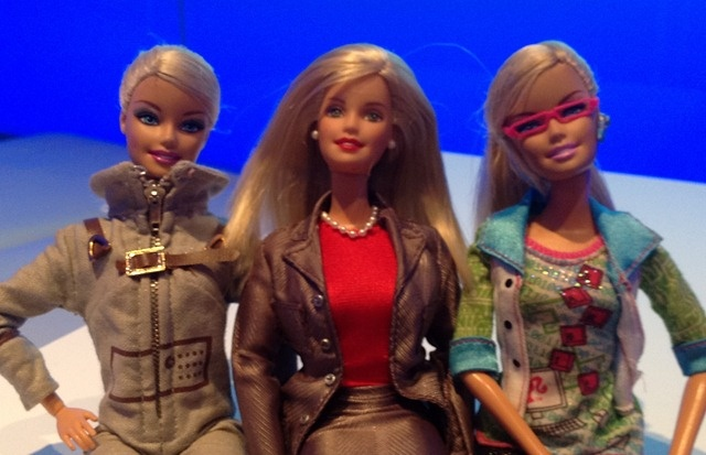 Technical Barbies after