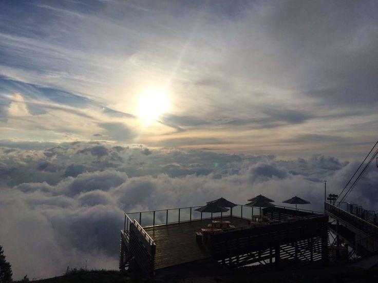 北志賀竜王高原に、標高1770mからの絶景を楽しめる「SORA terrace」がオープン!