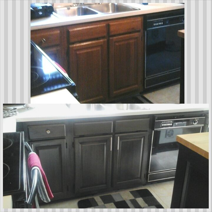 44 Best Cabinet Refinishing Images On Pinterest