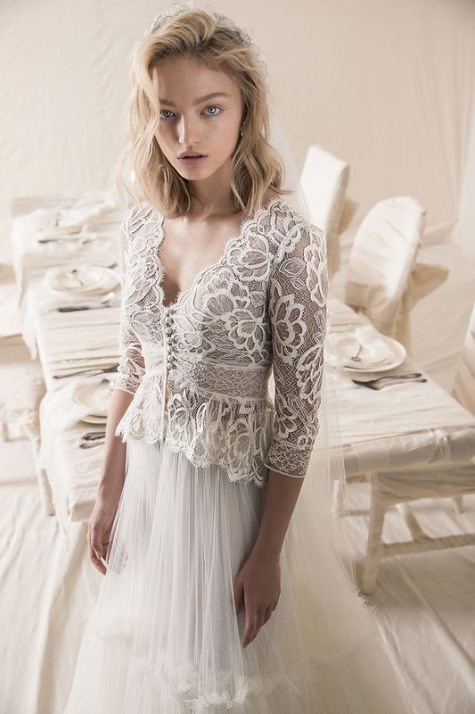Lihi Hod Bridal Fall 2018