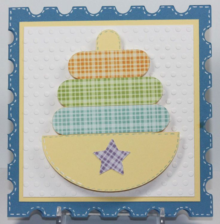 Baby Card Making Ideas Part - 37: B Is For Boy