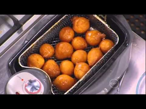 Masterchef Australia - Easy Donut Recipe - YouTube