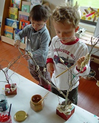 A school needs to be a place for all children, not based on the idea that they're all the same, but that they're all different.  - Loris Malaguzzi, Founder of the Reggio Emilia approach