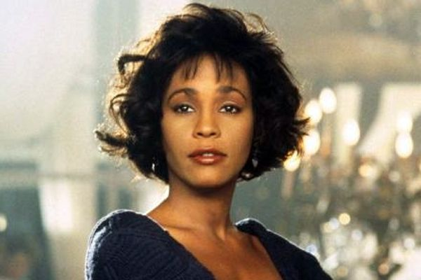 My favorite look of hers...The bodyguard. rest in peace to one of the greatest singers there ever was.