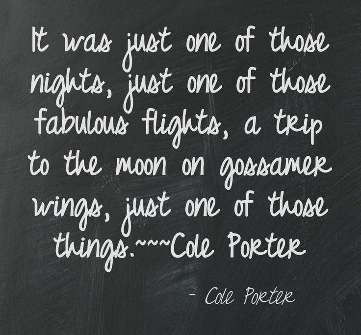 Lyric cole porter lyrics : 37 best Lovely Lyrics images on Pinterest | Lyrics, Music lyrics ...