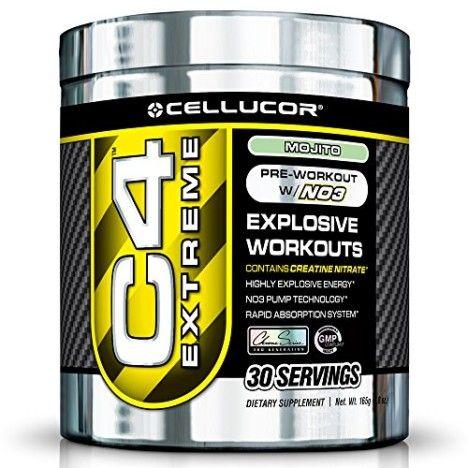 Cellucor C4 Explosive Preworkout Supplement- 30 Servings -Mojito – G3 Chrome Series