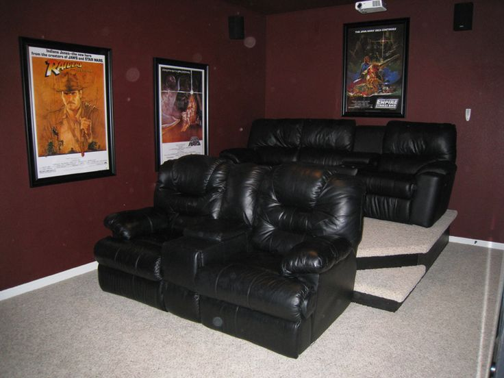 17 best images about theater room on pinterest ikea billy bar behind couch and bookcase door. Black Bedroom Furniture Sets. Home Design Ideas