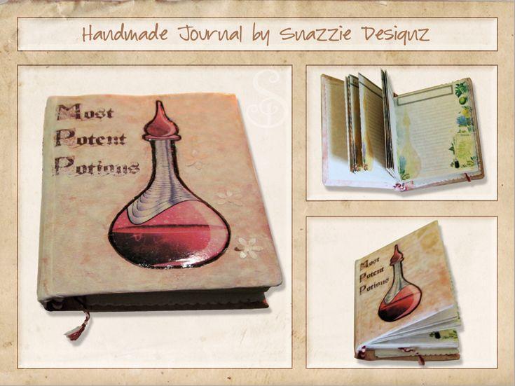 Essential Oils Journal by snazzie-designz on DeviantArt