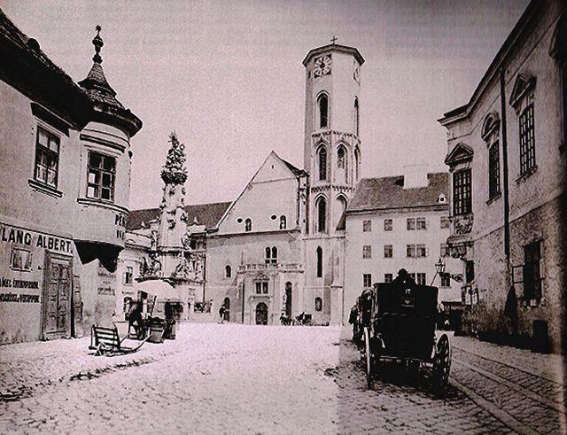 Mátyás-templom, 1874
