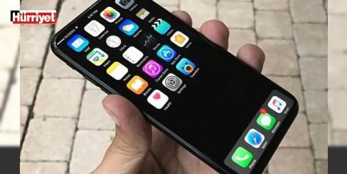 CANLI: iPhone 8 tanıtılıyor! Sayılı saatler...: Apple'ın bir yıldır beklenen ve bugüne dek pek çok görüntüsü ve özellikleri internete sızan iPhone 8 için büyük gün geldi. iPhone X ismini taşıması da beklenen iPhone 8 ve iPhone 8 Plus bu akşam saatlerinde Apple'ın yeni evinde tüm dünyanın karşısına çıkacak. Hürriyet olarak biz de iPhone 8'in tanıtımını adım adım sizlere aktaracağız, en yeni gelişmeleri bu sayfada bulacaksınız. Bizden ayrılmayın!