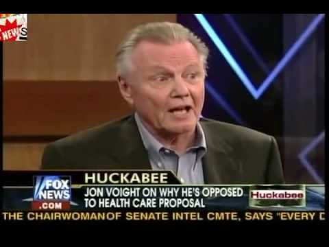 Jon Voight tells the truth about Obama. Wake up America.