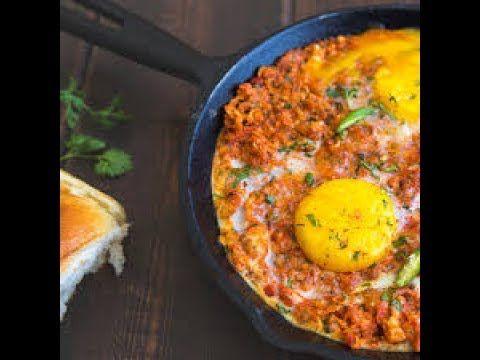 breakfast Anda Ghotala Recipe