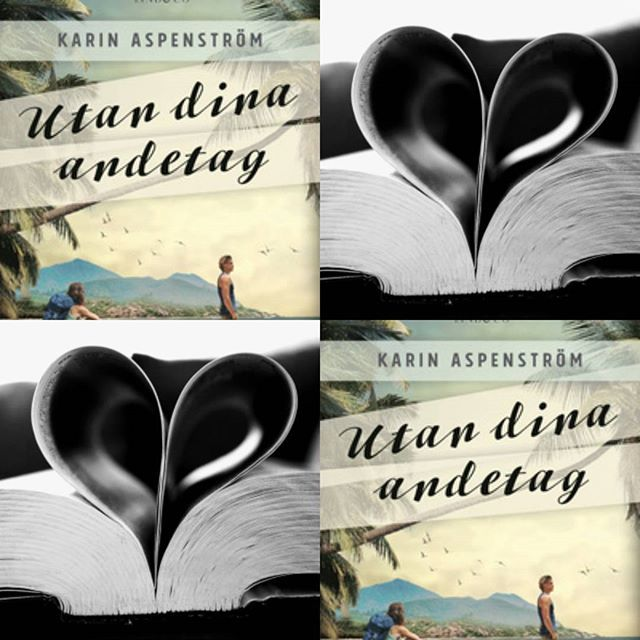Ny recension på #binasbooks bloggen idag. #utandinaandetag #karinaspenström #lind&co @lind.co #bokrecension #harläst