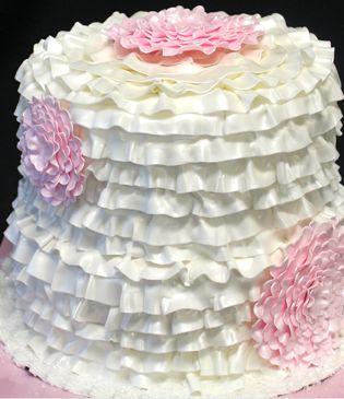 Ribbon Cake Cakes Cake Ribbon Cake Cake Designs