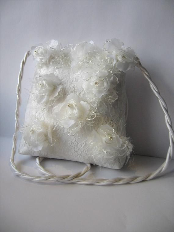 White Wedding Bag de6bdb87d1b69