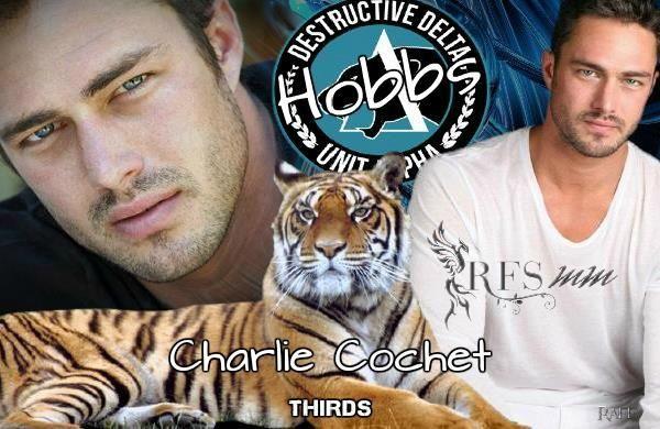 Hobbs - Charlie Cochet - THIRDS