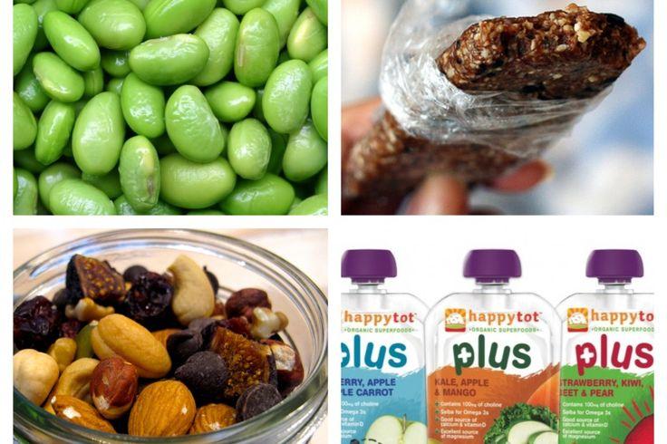 On-the-Go Organic Snacks for Kids