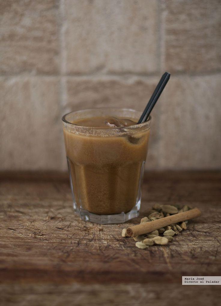 Te explicamos paso a paso cómo preparar Té chai especiado de almendras. Con ingredientes, tiempo de preparación