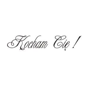 KOCHAM CIĘ 1
