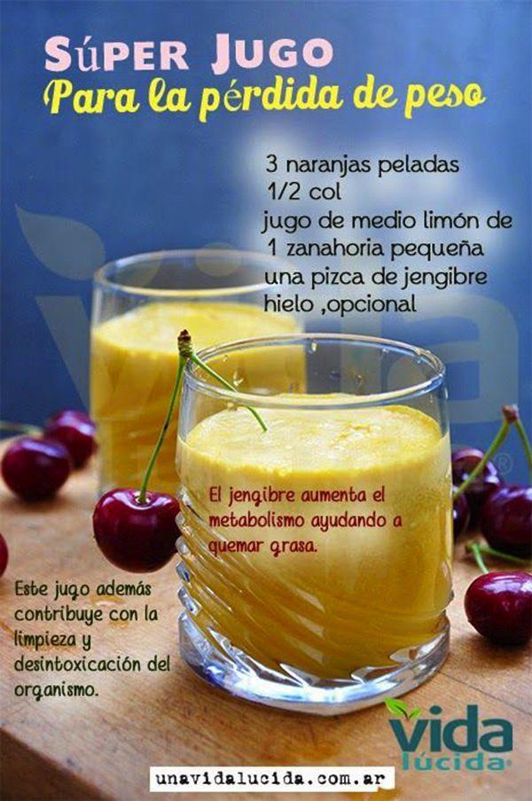 Delicioso jugo verde para acelerar el metabolismo y reducir esos kilos de más. #infografias #jugosverdes #salud