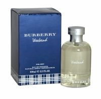 Burberry Weekend For Men Eau De Toilette 100ml Burberry Weekend for Men is a fresh musky citrus fragrance, that embraces the spirit of outdoor escapes. Top notes unveil a blast of citrus with grapefruit, lemon and tangerine. Heart notes soften with the warmth of ivy leaves, oak moss and sandalwood. Dry down notes radiate with the unique combination of amber, honey and musk .