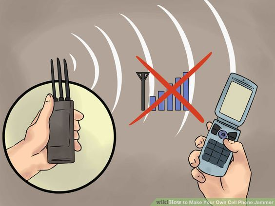 Call blocker for mobile - Is it possible to block a Bluetooth mouse with a signal jammer?
