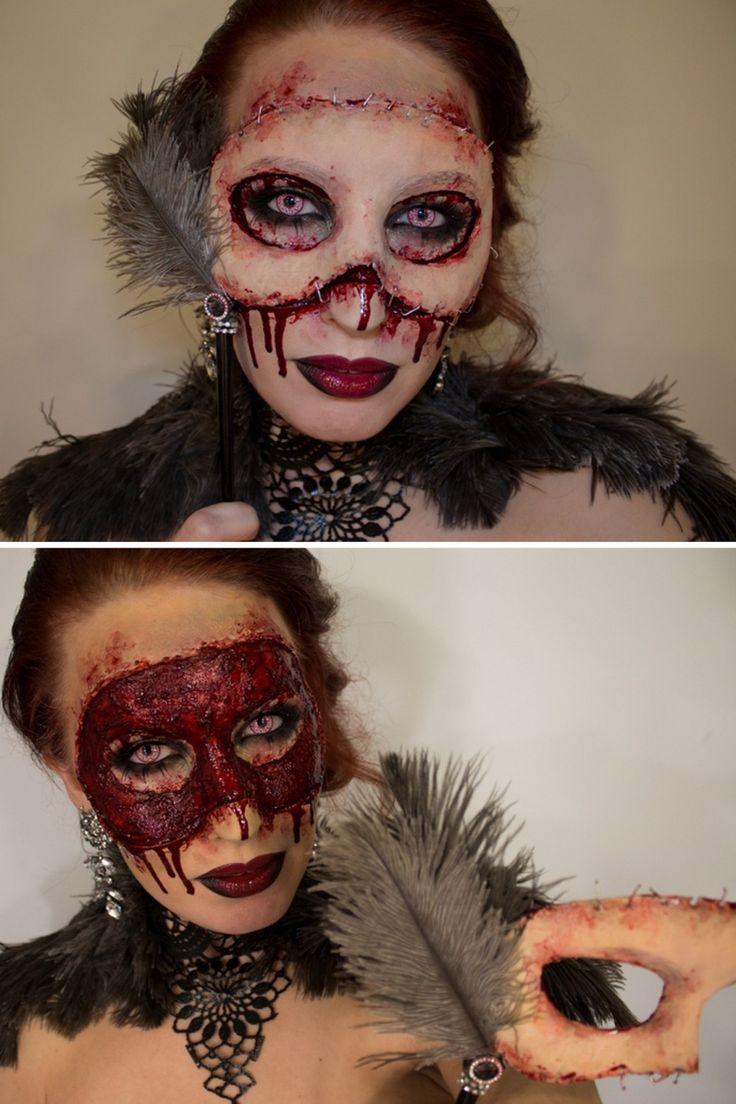 700 best ideas #Halloween Hair - Scary Halloween Makeup images on ...