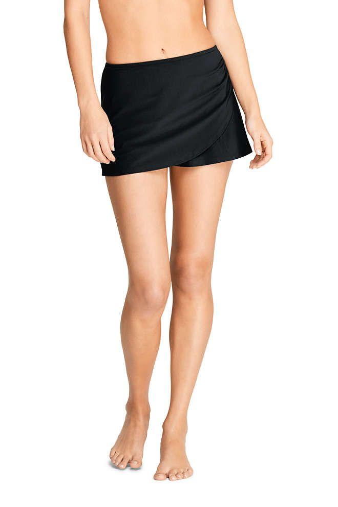 c5c441e40a7e Women's Tulip Hem Mini SwimMini Swim Skirt from Lands' End | Xmas ...