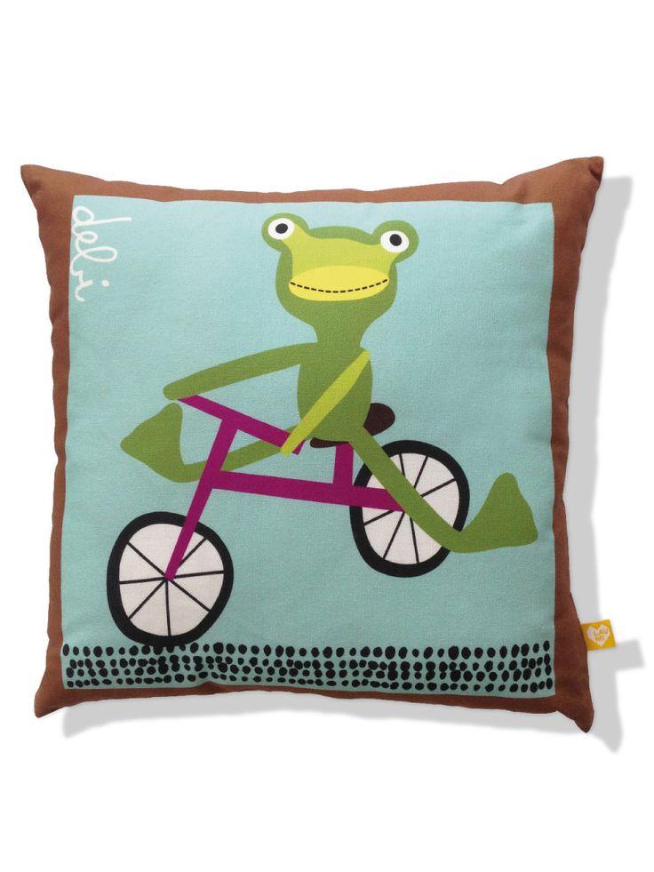 Racing Debi / cushion / lavmi