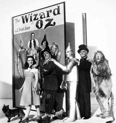 Image result for wizard of oz premiere