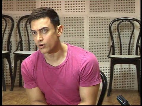 Aamir Khan - FEMALE FOETICIDE should be treated as murder.