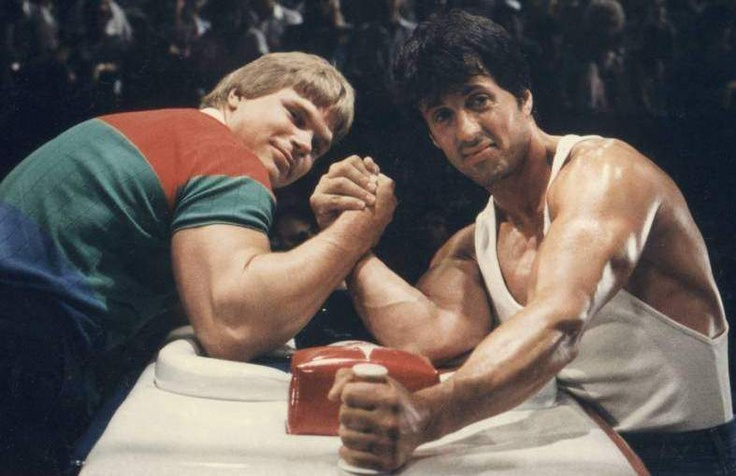 John Brzenk & Stallone