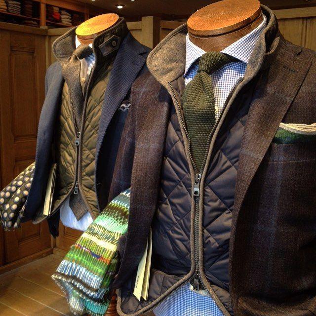 Sprezzatura-Eleganza   refinedcoast: Sport coats and gilets go hand in...