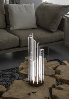 """Table lamp - """"12"""" by Claudio Brunello BUY IT NOW ON www.dezzy.it!"""