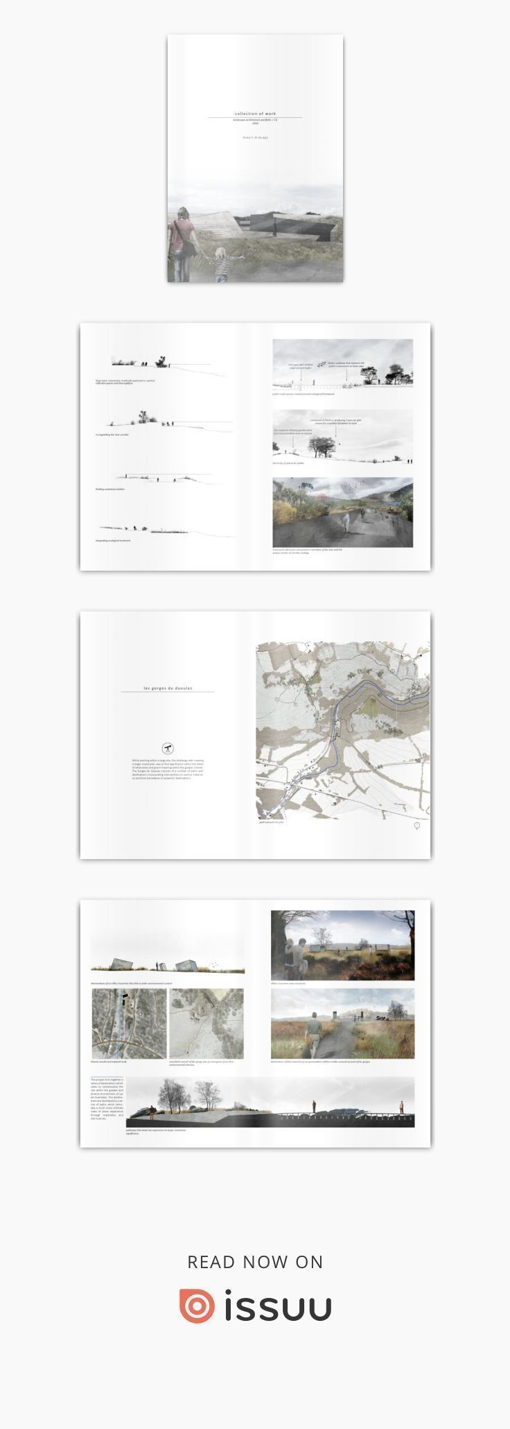 landscape architecture cover letter%0A Robert Budge  Landscape Architecture Portfolio The collective works from  my five years of study including