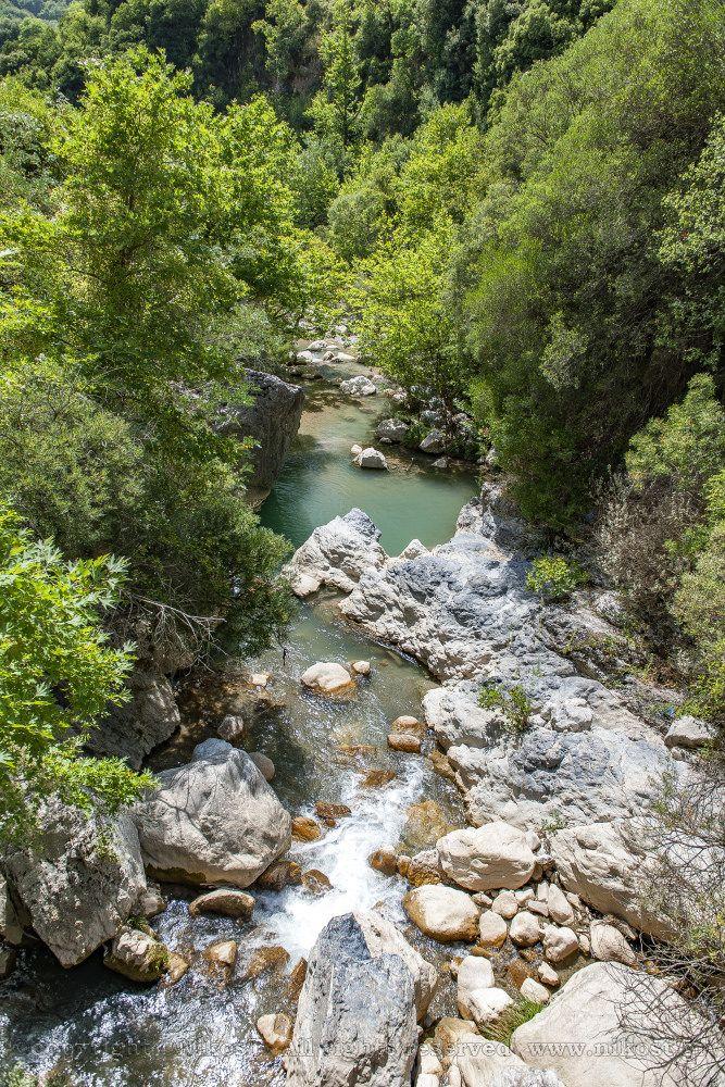 https://flic.kr/p/ymz3uu | Ο ποταμός Λούσιος - Φαράγγι Λούσιου