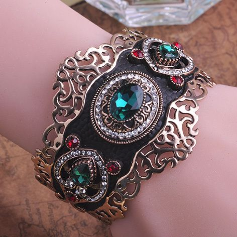 <b>Top Quality</b> Brand Turkish Jewelry Antique Gold Plated Vintage ...