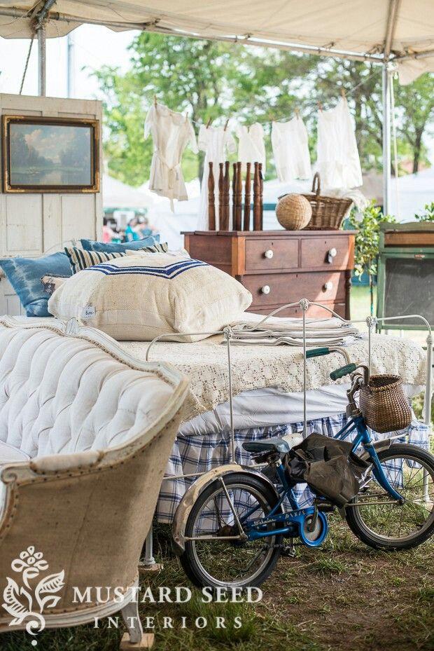 4883 best vintage market images on pinterest vintage market display ideas and fleas - Mustard seed interiors ...