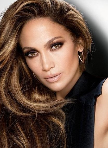 JLo hair color                                                                                                                                                      More