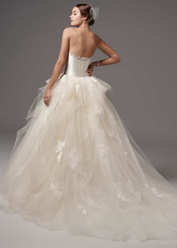 Foster Rose, Sottero and Midgley de Maggie Sottero