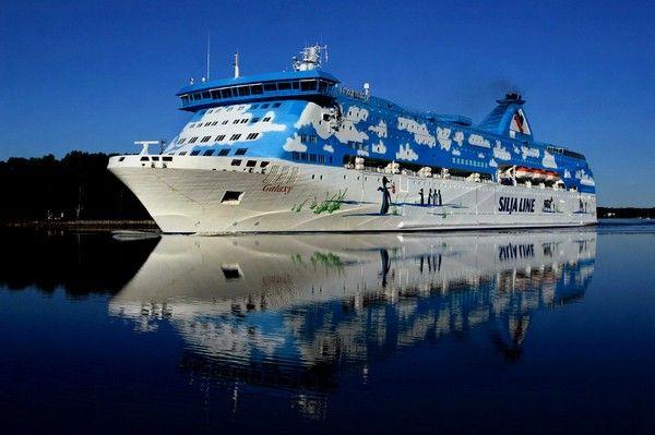 M/S Galaxy (Tallink Silja) 2006