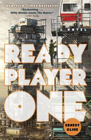 Ready Player One by Ernest Cline | PenguinRandomHouse.com  Amazing book I had to share from Penguin Random House