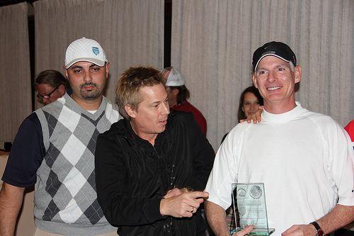 Kato Kaelin, Celebrity Golf