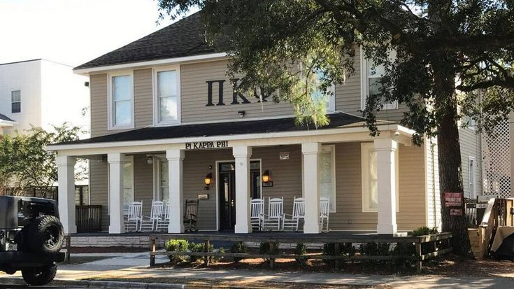 FSU right to suspend the dangerous idiocy of Greek life on campus