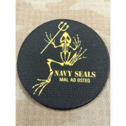 Emblema tela Navy Seals