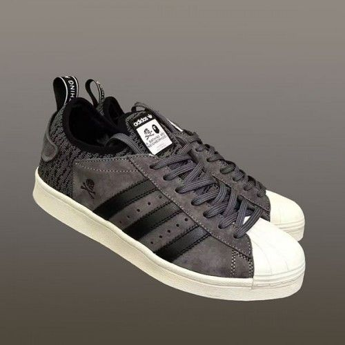 A Bathing APE  x Neighborhood x adidas originals superstar 80s primeknit  Boost  5db455683b4