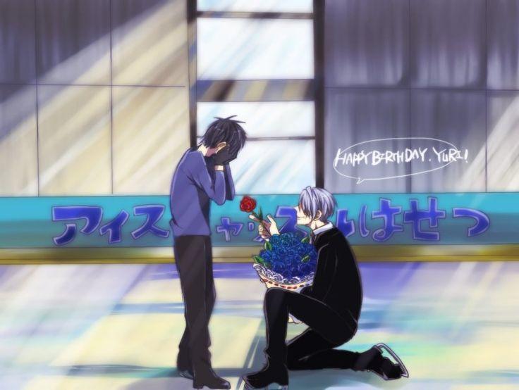 Viktor Nikiforov x Yuuri Katsuki / Viktuuri / Yuuri on Ice / YOI