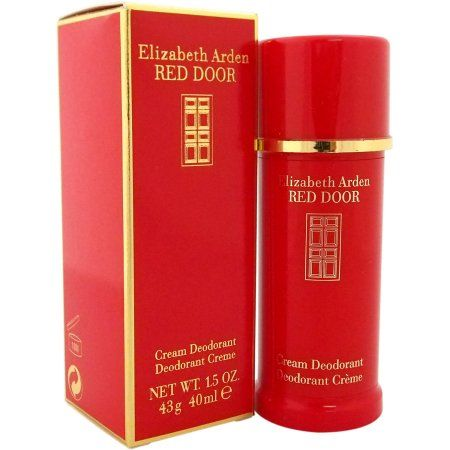 Elizabeth Arden Red Door Deodorant Cream for Women, 1.5 Oz