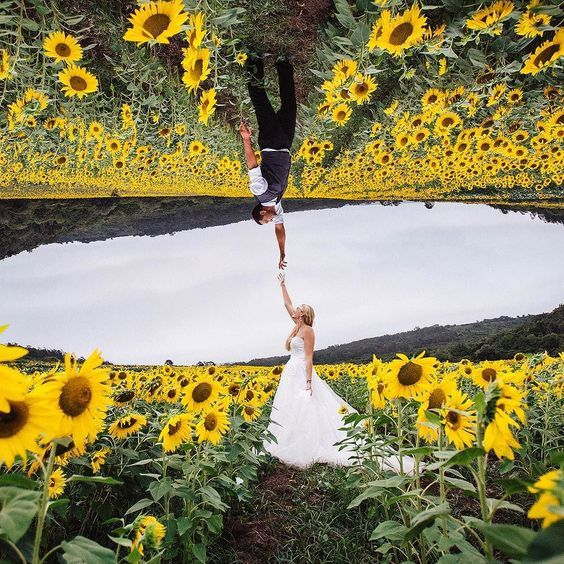 Happy Monday! We got a tie for Image of the Week! This in-camera double exposure…