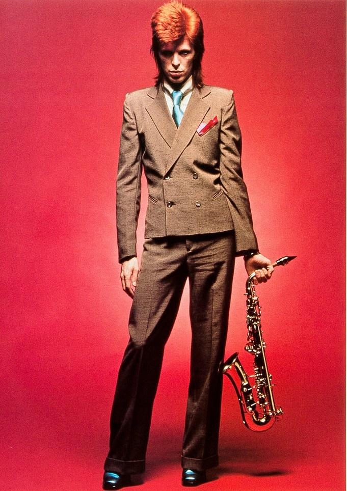 photographer Mario Testino  year 2001  subject David Bowie
